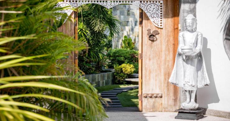Rustic 5 Bedroom Luxury Pool Villa in Bophut-25
