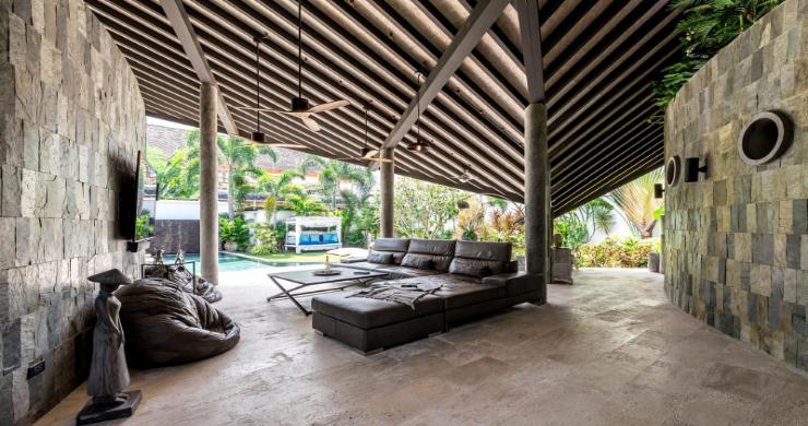 Rustic 5 Bedroom Luxury Pool Villa in Bophut-15
