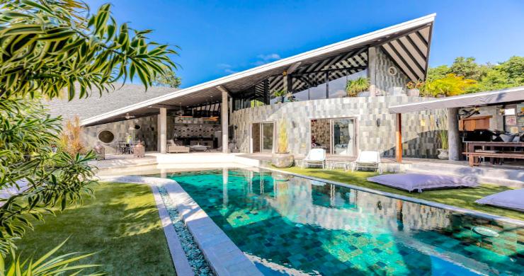 Rustic 5 Bedroom Luxury Pool Villa in Bophut-1