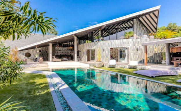 Rustic 5 Bedroom Luxury Pool Villa in Bophut