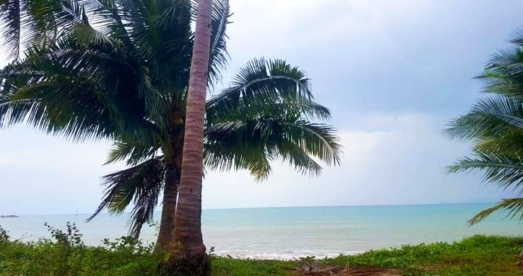 Prime Beachfront Land for Sale in Lipa Noi-4