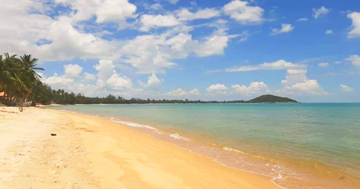 Prime Beachfront Land for Sale in Lipa Noi-1