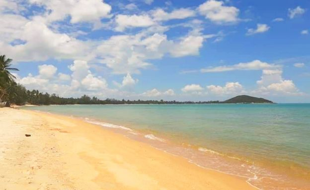 Prime Beachfront Land for Sale in Lipa Noi