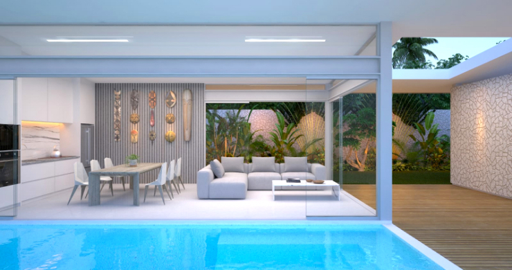 Spectacular 3-4 Bed Sea View Villas in Chaweng Noi-6