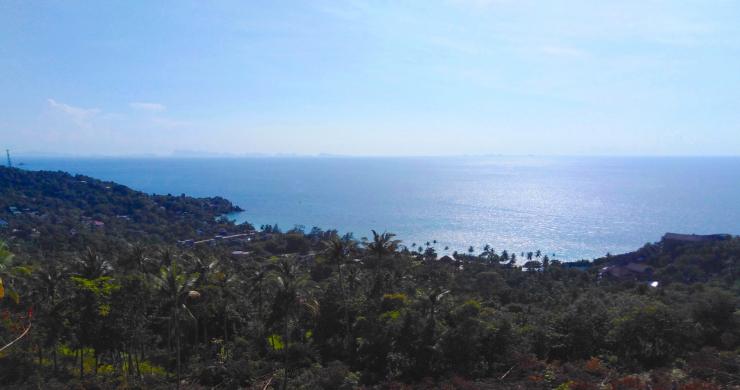 Amazing 180° Sunset Seaview Land in Koh Phangan-2