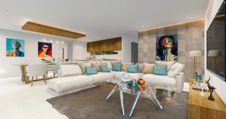 Beautiful New 2 Bedroom Pool Villas In Bophut-2
