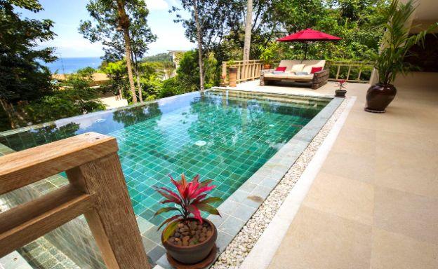 Moroccon Style 3 Bed Sea View Villa in Haad Salad