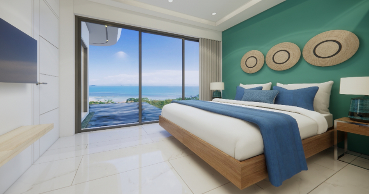 Luxury 3 Bed Villa Sea View Residence in Chaweng Noi-9