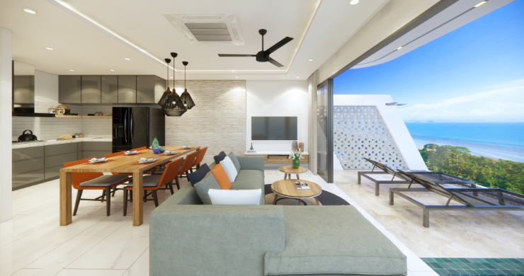 Luxury 3 Bed Villa Sea View Residence in Chaweng Noi-3