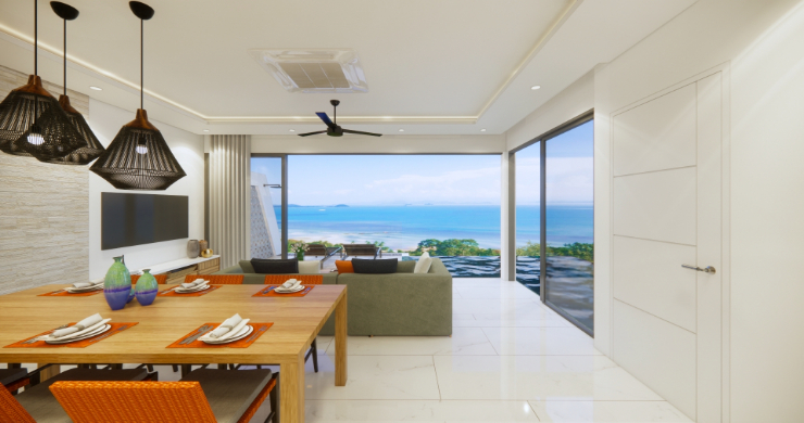 Luxury 3 Bed Villa Sea View Residence in Chaweng Noi-6