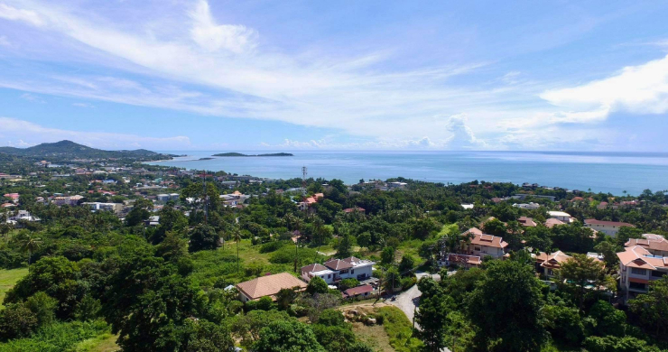 Luxury 3 Bed Villa Sea View Residence in Chaweng Noi-10