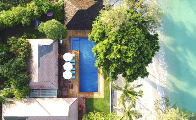 Luxury 6 Bedroom Beachfront Pool Villa in Lipa Noi