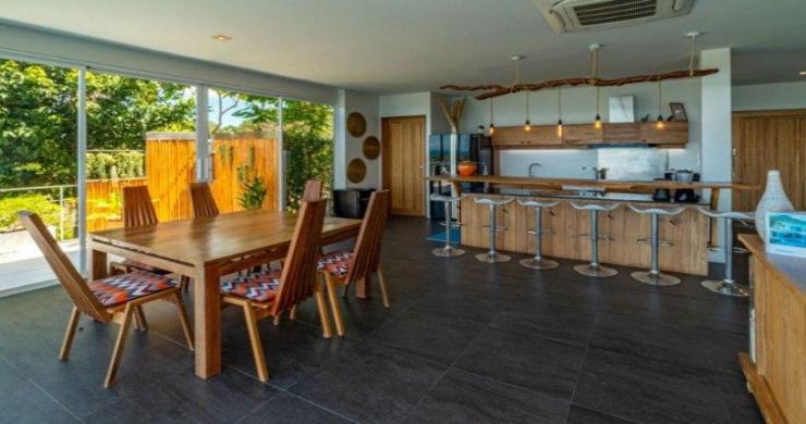 Marvellous 3 Bed Luxury Sea View Villa in Koh Phangan-10