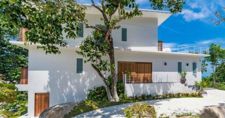 Marvellous 3 Bed Luxury Sea View Villa in Koh Phangan-13