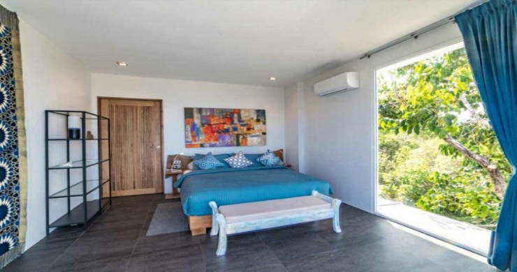 Marvellous 3 Bed Luxury Sea View Villa in Koh Phangan-7