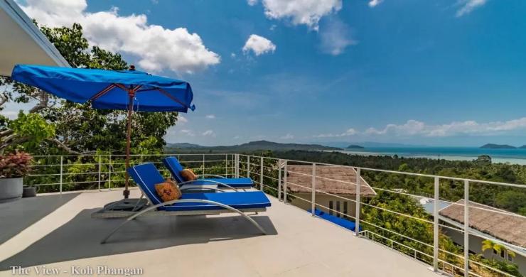 Marvellous 3 Bed Luxury Sea View Villa in Koh Phangan-6