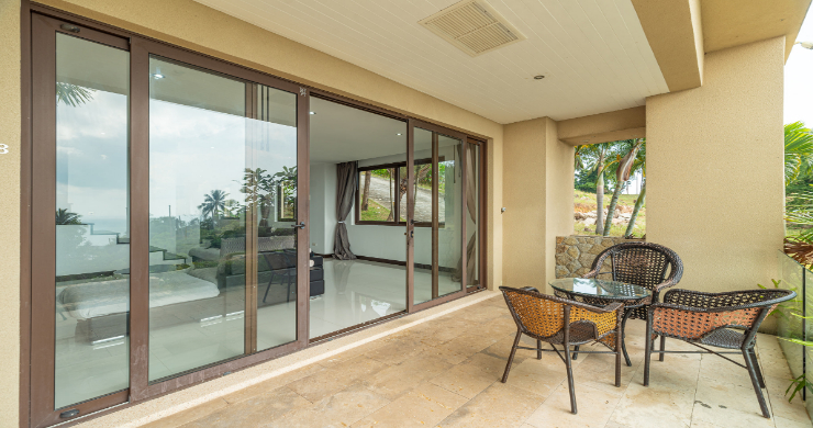 42% OFF! 2 Bedroom Sea-view Townhouse in Chaweng-4