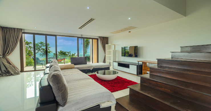 42% OFF! 2 Bedroom Sea-view Townhouse in Chaweng-2