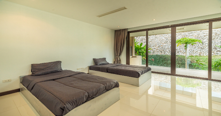 42% OFF! 2 Bedroom Sea-view Townhouse in Chaweng-8