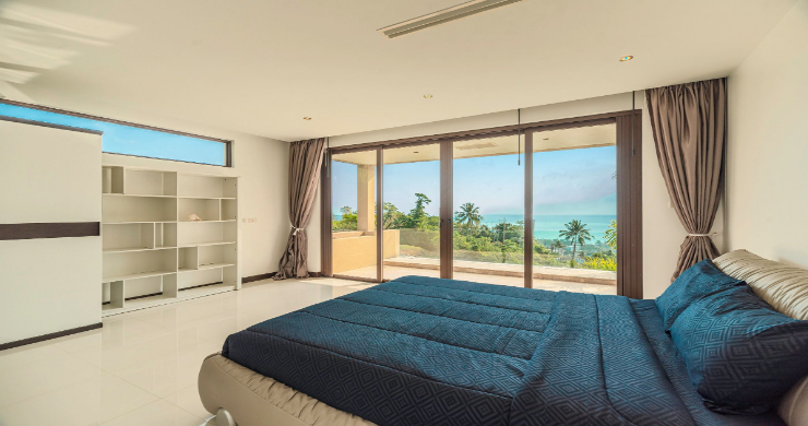 42% OFF! 2 Bedroom Sea-view Townhouse in Chaweng-12