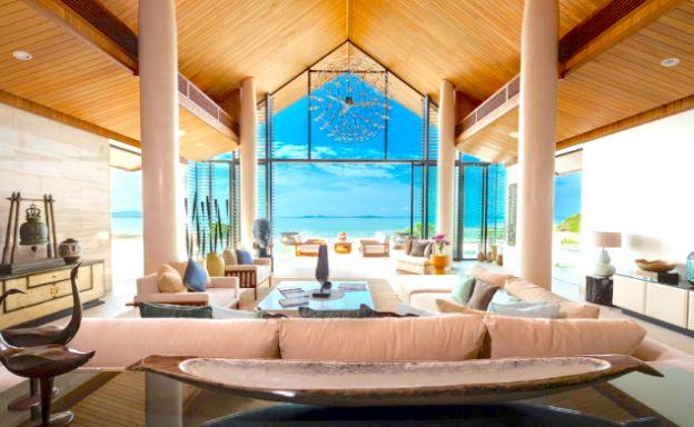 Beachfront 7 Bed Luxury Haven in Cape Yamu, Phuket