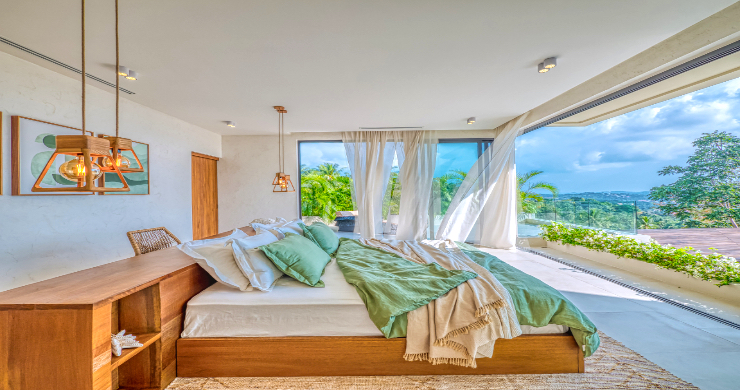 Sumptuous 3-4 Bed Sea-view Pool Villas in Chaweng-11