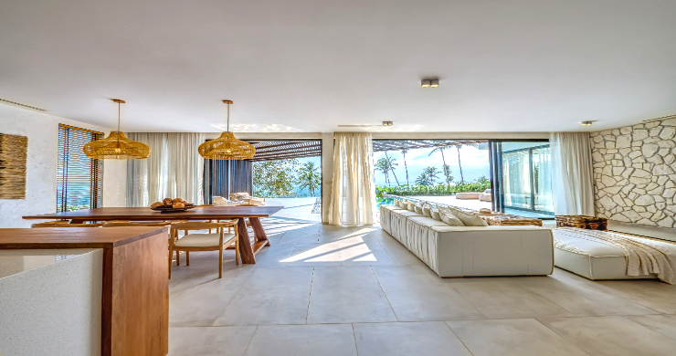 Sumptuous 3-4 Bed Sea-view Pool Villas in Chaweng-5