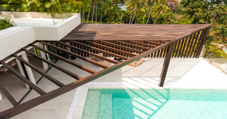 Sumptuous 3-4 Bed Sea-view Pool Villas in Chaweng-9