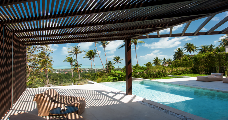 Sumptuous 3-4 Bed Sea-view Pool Villas in Chaweng-16