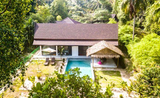 Tropical 2 Bedroom Pool Villa in Koh Phangan