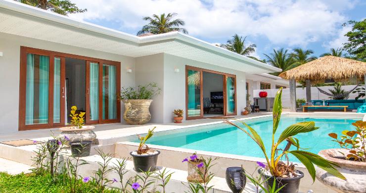 Charming 2-3 Bedroom Pool Villas in Koh Phangan-1