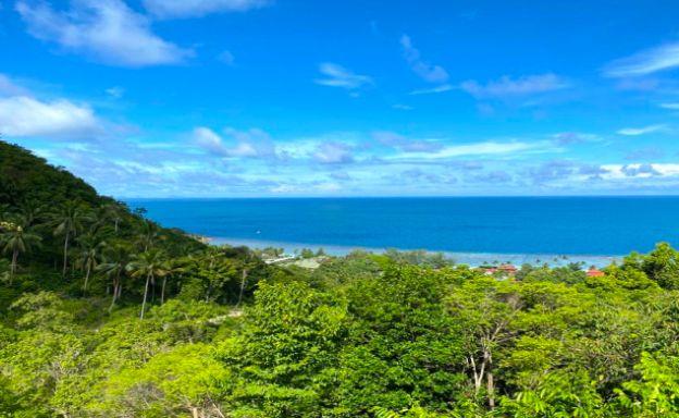 Stunning 1 Rai Sea View Land for Sale in Haad Yao