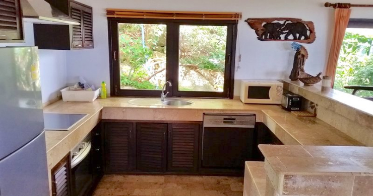 Tropical 4 Bedroom Sea-view Villa In Chaweng Hills-6