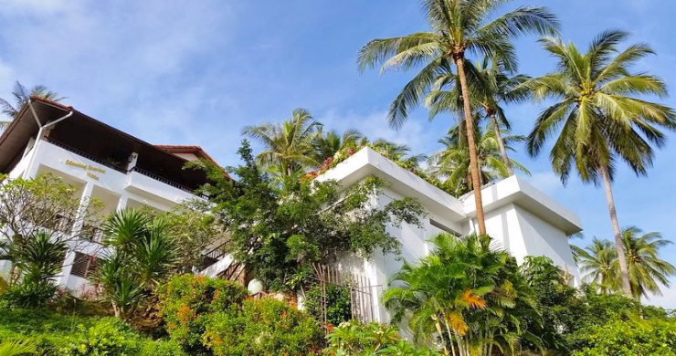 Tropical 4 Bedroom Sea-view Villa In Chaweng Hills-14