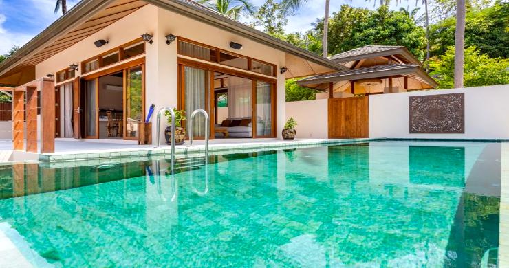Thai Style 4 Bed Modern Sea View Villa in Haad Salad-1