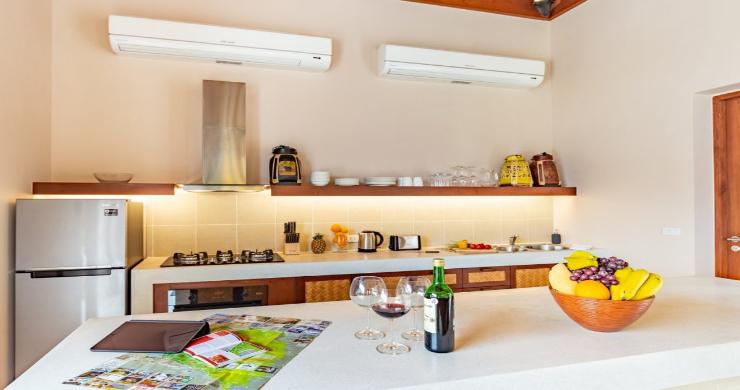 Thai Style 4 Bed Modern Sea View Villa in Haad Salad-9
