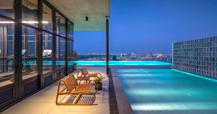 Luxury 4 Bedroom Loft Residence in Bangkok-10