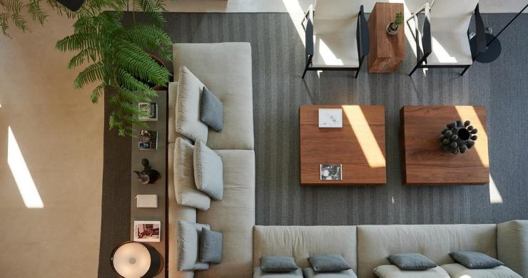 Luxury 4 Bedroom Loft Residence in Bangkok-3