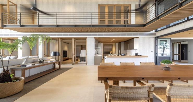 Luxury 4 Bedroom Loft Residence in Bangkok-2