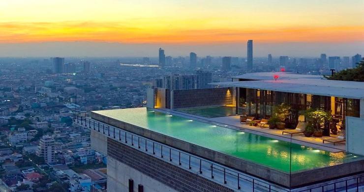 Luxury 4 Bedroom Loft Residence in Bangkok-1