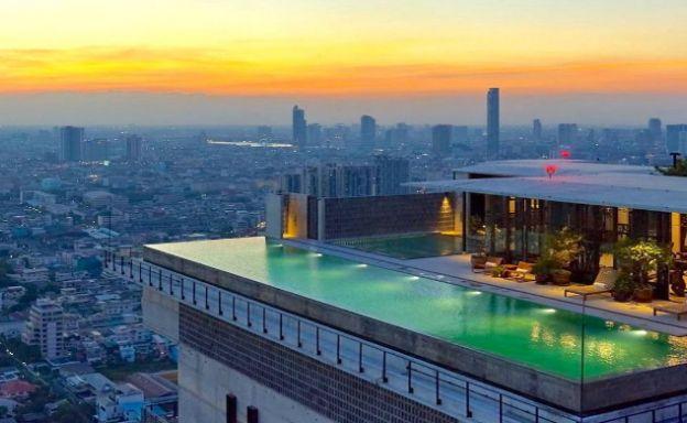 Luxury 4 Bedroom Loft Residence in Bangkok