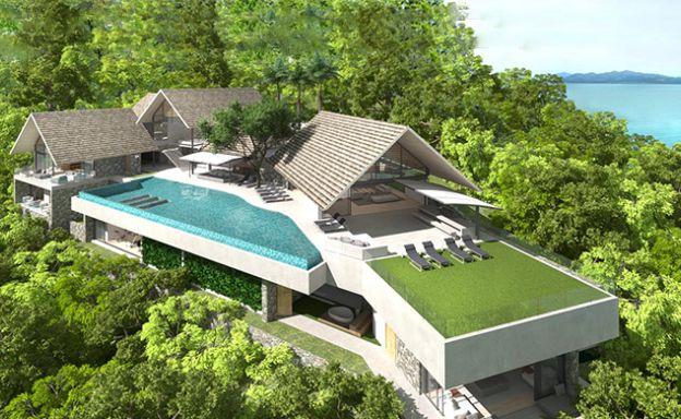 Ultra-Luxury Headland Villas at Cape Yamu, Phuket