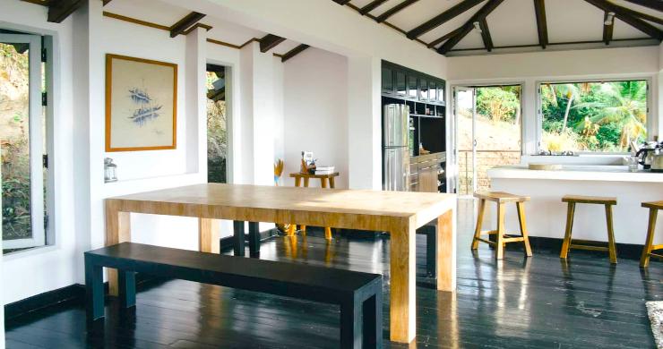Unique Tropical 4 Bed Sea-view Villa in Koh Phangan-6