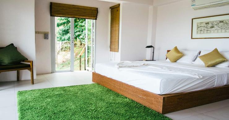 Unique Tropical 4 Bed Sea-view Villa in Koh Phangan-13