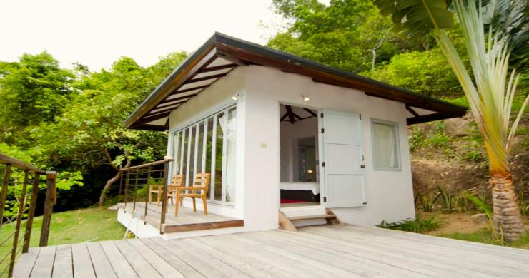 Unique Tropical 4 Bed Sea-view Villa in Koh Phangan-15