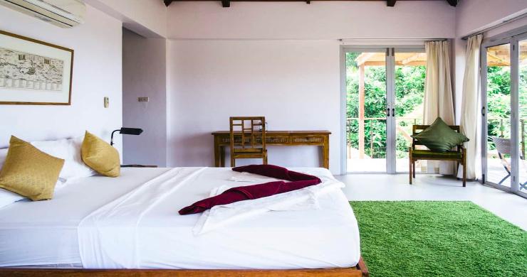 Unique Tropical 4 Bed Sea-view Villa in Koh Phangan-10