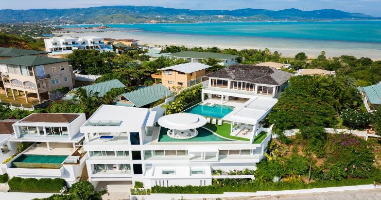 Ultra Luxury 7 Bed Sea View Villa on Plai Laem Bay-17