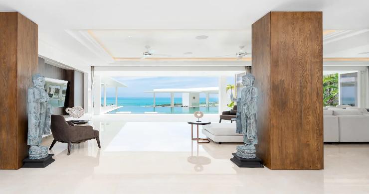 Ultra Luxury 7 Bed Sea View Villa on Plai Laem Bay-6