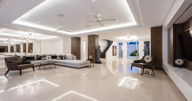 Ultra Luxury 7 Bed Sea View Villa on Plai Laem Bay-10