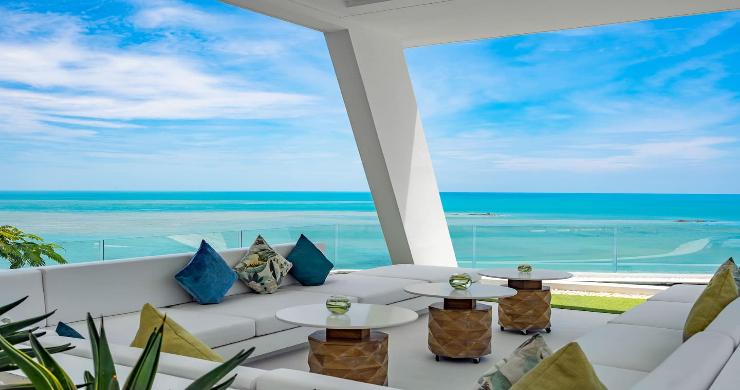 Ultra Luxury 7 Bed Sea View Villa on Plai Laem Bay-3
